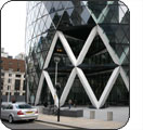 Gherkin London - Foster and Partners